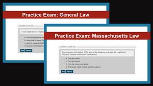 Practice Exam Combo