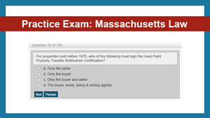 Practice Exam: Mass Law