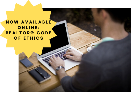 Online Realtor Code of Ethics class available